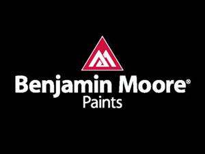 Interactive Color Viewer - Benjamin Moore Logo.