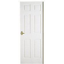 How to Paint a Door - picture of door