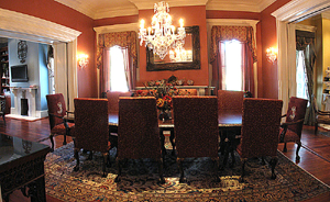 image of fancy dining room