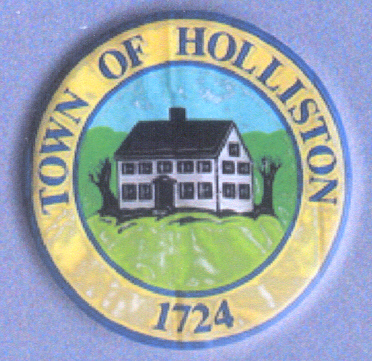 Holliston MA town seal